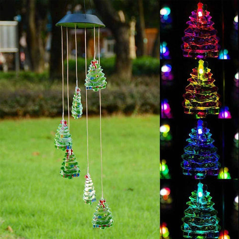 Image of Solar Wind Chime Décor