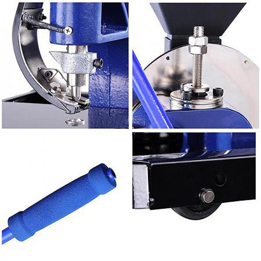 Semi-automatic Grommet Machine #2 Eyelet Grommets Tool Kit