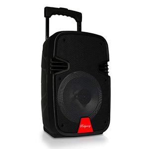 "8"" inches Portable Rechargeable Trolley Bluetooth Speaker"