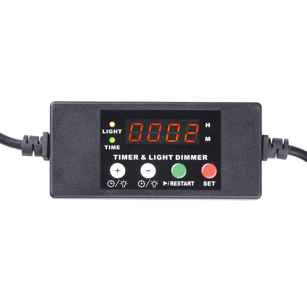 Digital Dimmer and Timer Controller for Koval LED Aquarium Lighting