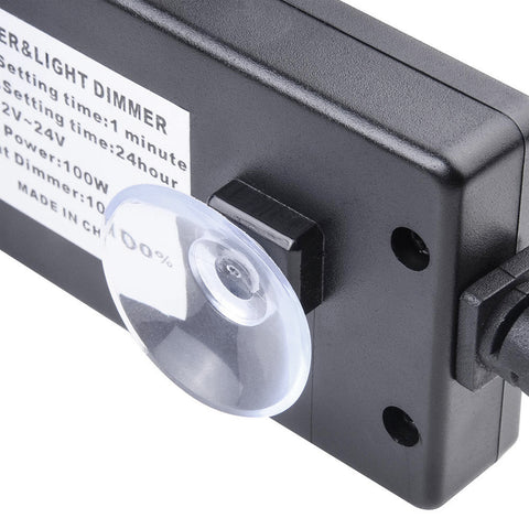 Image of Digital Dimmer and Timer Controller for Koval LED Aquarium Lighting