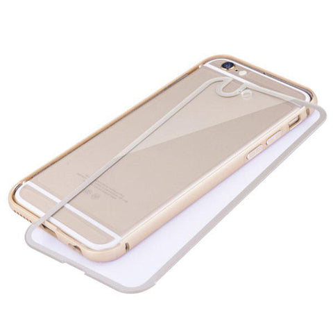 Image of Luxury Gold Frame iPhone 6 Phone Case