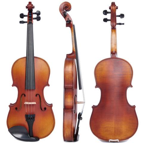 Maple Wood Violin Kit