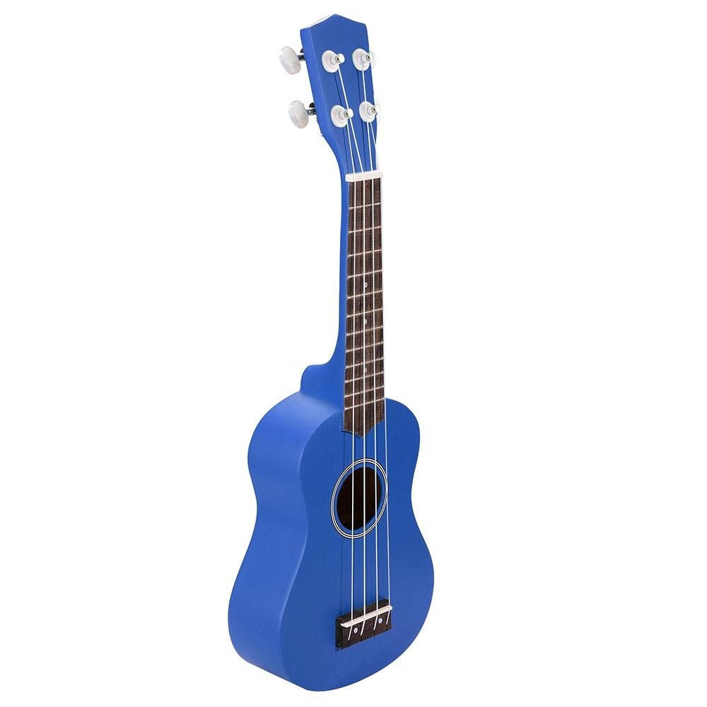 Soprano Ukulele Kit - Blue