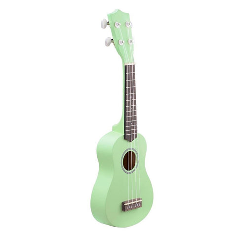 Soprano Ukulele Kit - Green