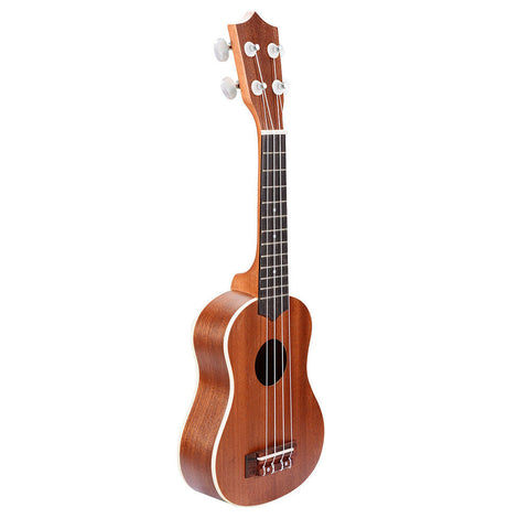 Image of Sapele Wood Ukulele Kit