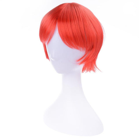 Image of Short Synthetic Wig - Bob Cut