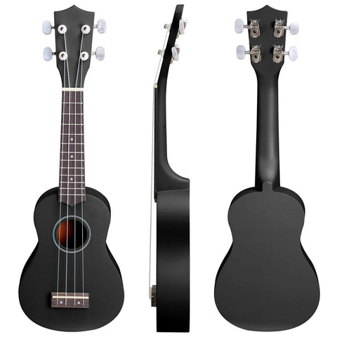 Image of Soprano Ukulele Kit - Black