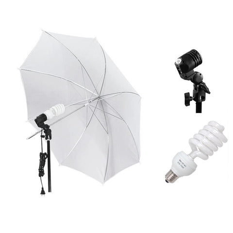 "Image of 2 Set 32"" Umbrella Light Kit"