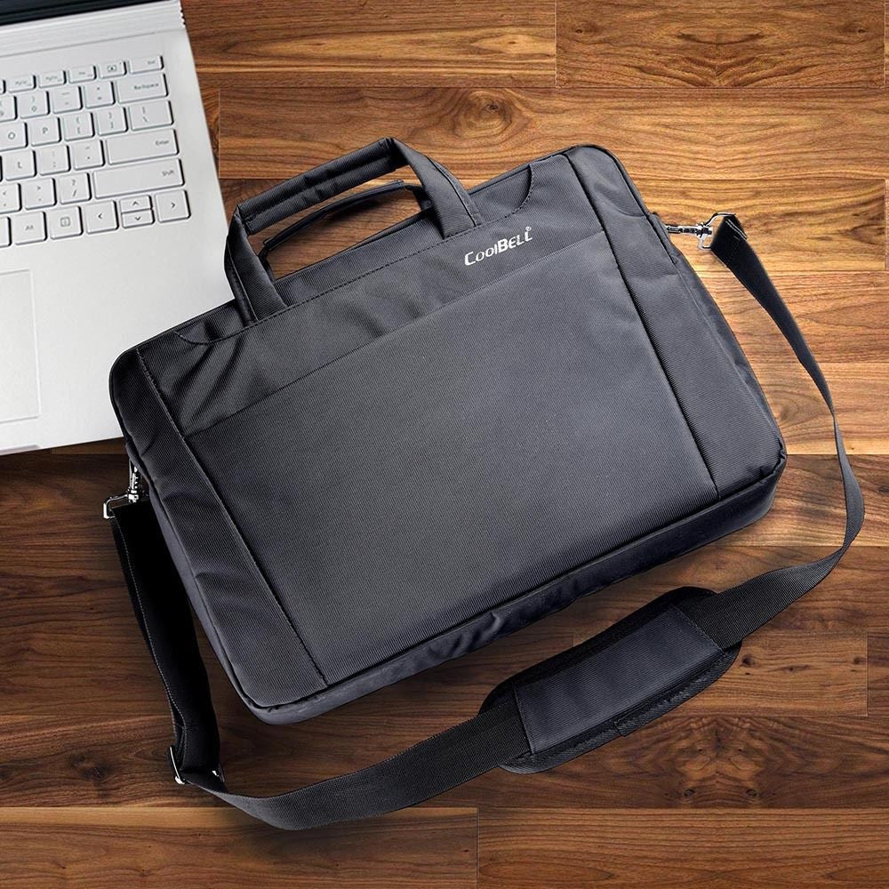 "Laptop Messenger Bag - 15.6""/17.3"""