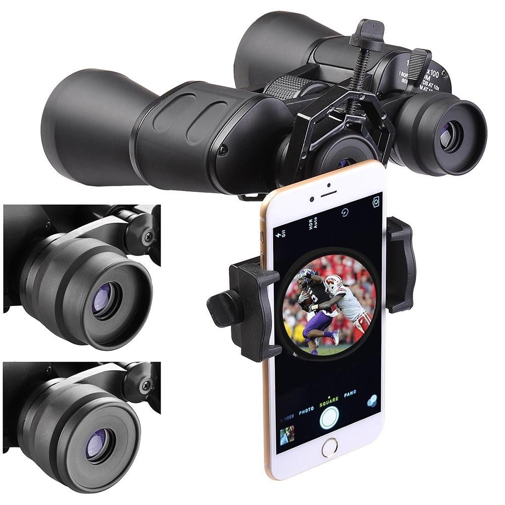 50mm Night Vision Binoculars 10x - 180x