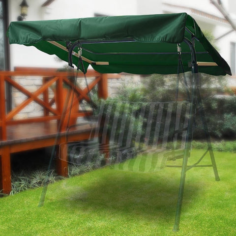 Image of Green Patio Canopy Top Replacement