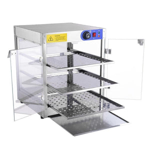 Koval Inc. 3-Tier Commercial Food Warmer
