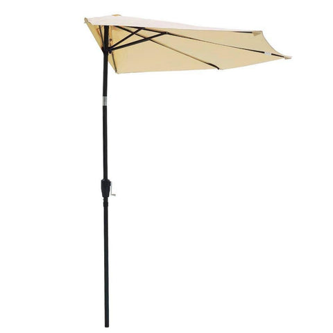 9' Half Patio Umbrella