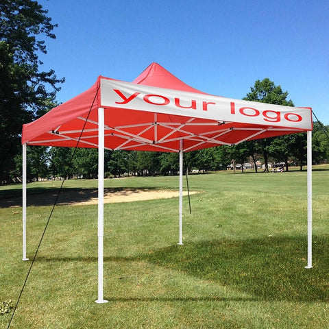 Image of 10'x10' Pop Up Canopy