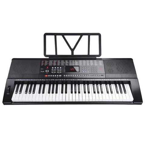 61-Key Electronic Keyboard with USB Port