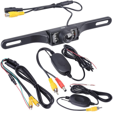 Image of Rearview Camera - 7 inch