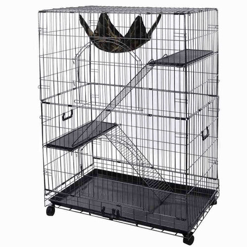 Large Cat Crate