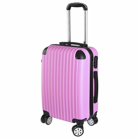 20 in Hardshell 4-Wheel Spinner Carry-on Luggage Color Opt