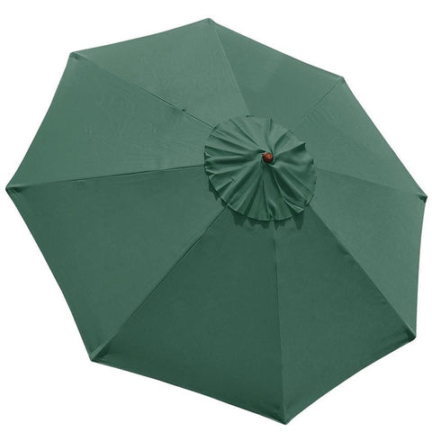 Image of 9' Patio Umbrella w/Wooden Pole
