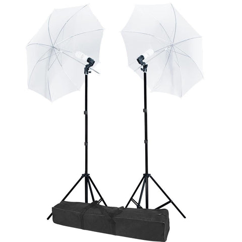 "2 Set 32"" Umbrella Light Kit"