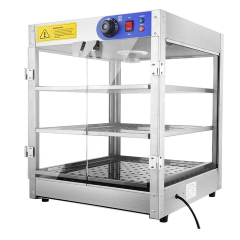 Image of Koval Inc. 3-Tier Commercial Food Warmer