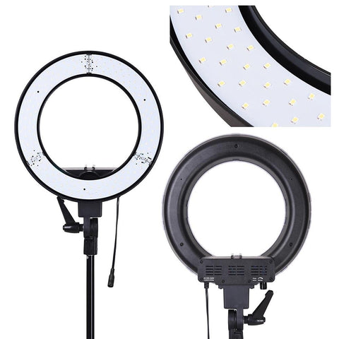 Image of 14 Inch Ring Light Tripod Kit