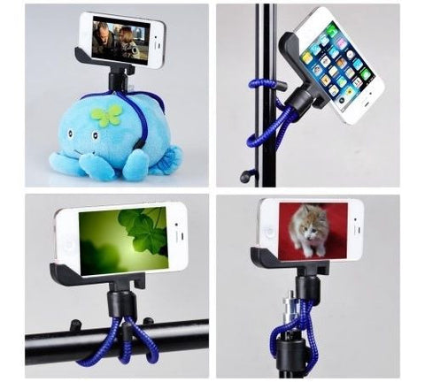 Flexible Smart Phone Tripod