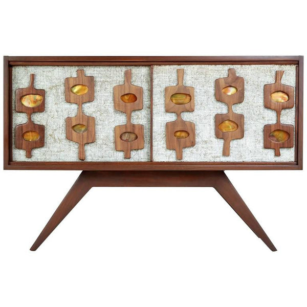 *SOLD* Googie Credenza by Lou Ramirez