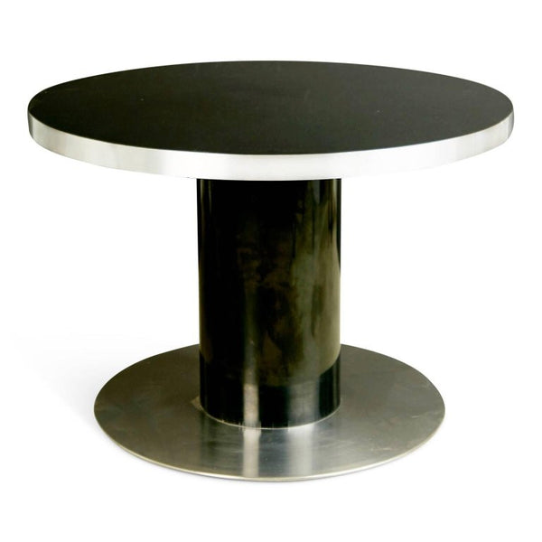 Willy Rizzo Italian Modern Dinette Table, circa 1960