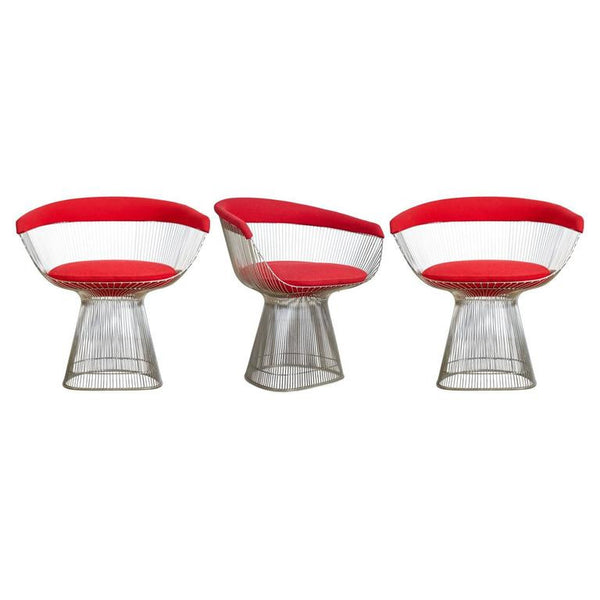 *SOLD* Warren Platner Dining Armchairs for Knoll International- One more left!