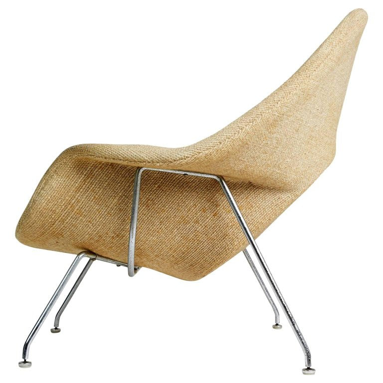 Rare 1st Generation Womb Chair by Eero Saarinen for Knoll Associates, Circa 1948