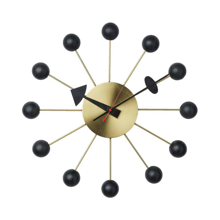 *SOLD* Ball Clock by George Nelson for Howard Miller
