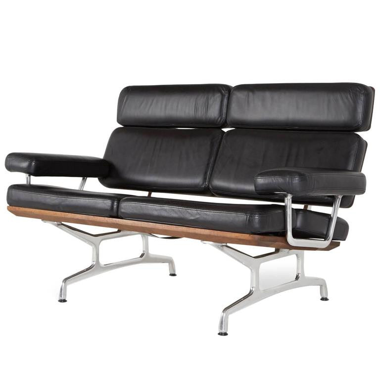 *SOLD* Eames Sofa by Charles and Ray Eames for Herman Miller