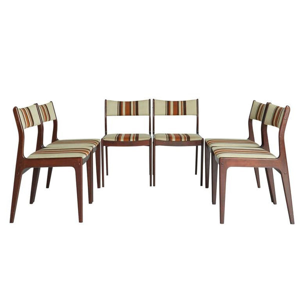 *SOLD* Danish Modern Dining Chairs, circa 1960s