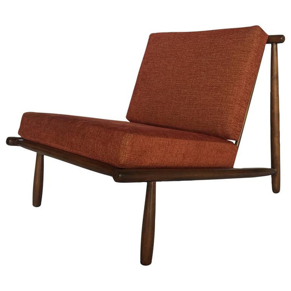 "*SOLD* Danish Modern Lounge ""Easy Chair"" by Alf Svensson for DUX"