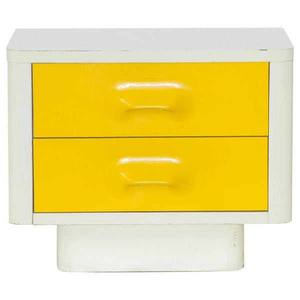 *SOLD* Mod Pop Raymond Loewy Style Nightstand by Broyhill Premiere