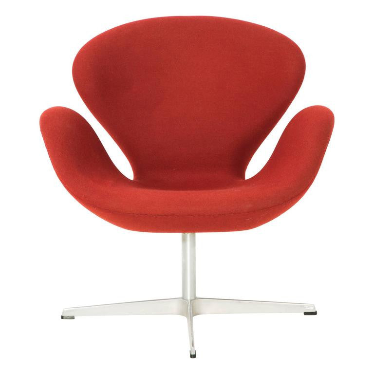 *SOLD* Arne Jacobsen Swan Chair for Fritz Hansen