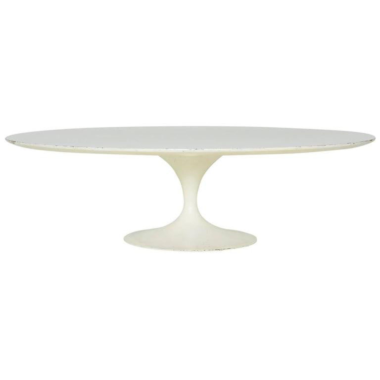 Tulip Coffee Table by Eero Saarinen for Knoll, 1950s