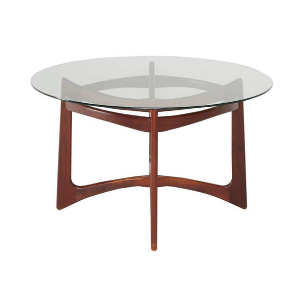 Walnut Dining Table by Adrian Pearsall for Craft Associates