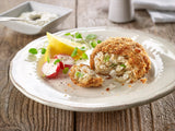 Haddock & Leek with Cheddar Cheese Fish Cakes