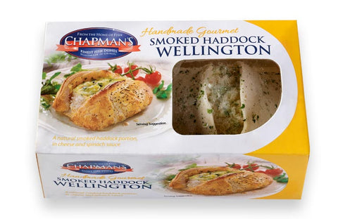 Smoked Haddock Wellington