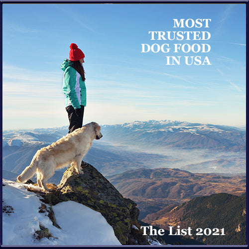 Officially Most Trusted Dog Food 2021 by Truth About Pet Food Susan Thixton
