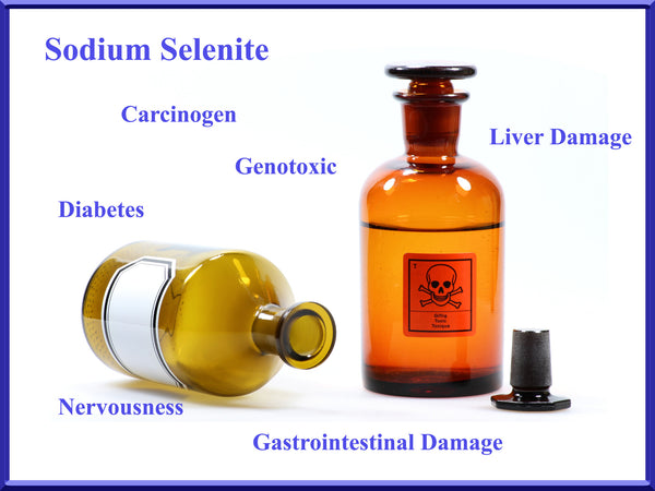 sodium selenite is toxic for dogs - sodium selenite is dangerous for dogs - sodium selenite is unsaafe for dogs