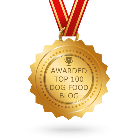 top 100 dog food blog - dogs for the earth