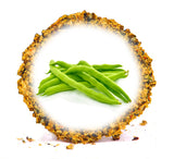 Green Beans in dogs for the earth organic dehydrated dog food biscuit