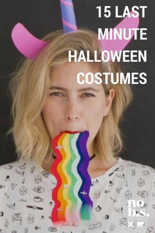 15 Last minute Halloween Costumes that you've Actually never Seen
