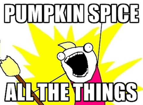 Ever wondered the history of the pumpkin spice flavor? - Live N B.S.