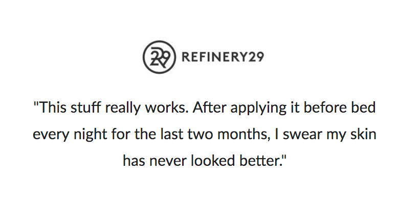REfinery29 No BS