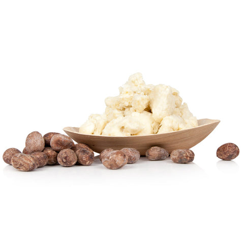 Shea butter is great for removing scars - No B.S. Skincare